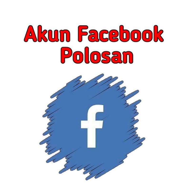 Akun Facebook Polosan/Kosongan Termurah!!!