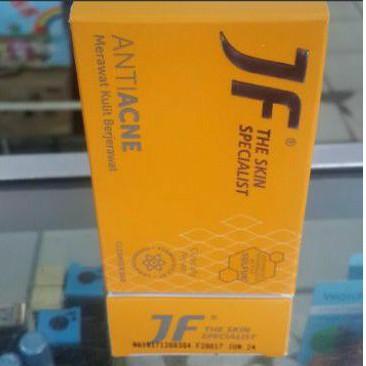 Sabun Jf Sulfur Acne Care Shopee Indonesia