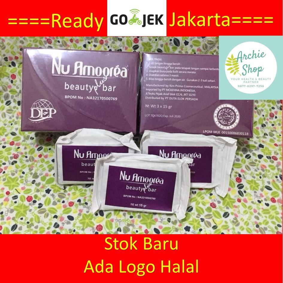 1box Nu Amoorea Beauty Plus Bar Stemcell Apel Swiss Shopee Indonesia Sabun 25 Gr Asli Original Ptdep