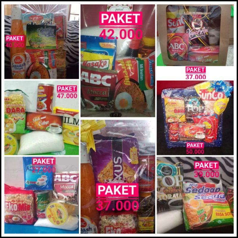 Paket Sembako Gula Minyak Murah parcel lebaran tahlilan