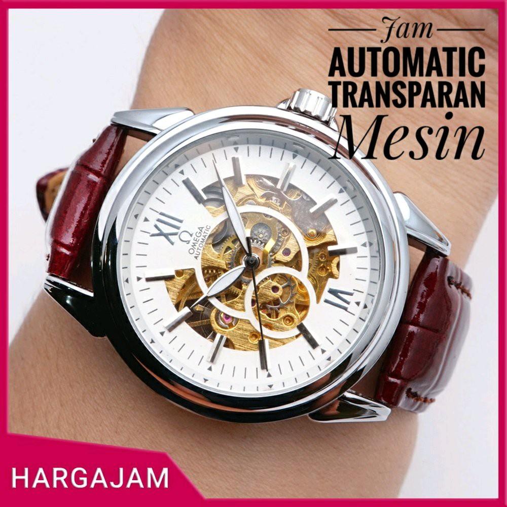 jam tangan automatic - Temukan Harga dan Penawaran Aksesoris Jam Online  Terbaik - Jam Tangan November 2018  40505d940e