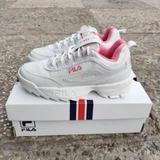 Sepatu Fila Disruptor II 2 Sepatu Wanita Fila Distrubtor Sneakers Kets Promo  New Murah b950790485