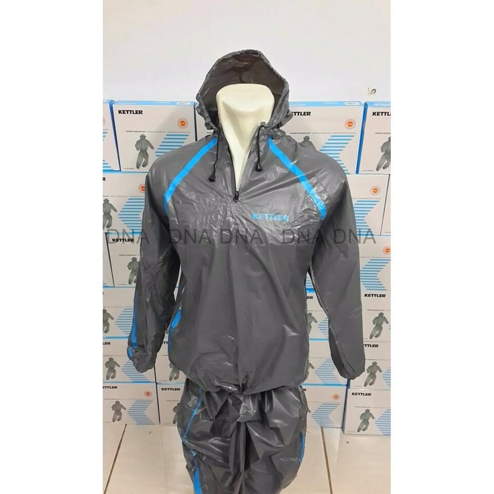 Baju Jaket Sauna Setelan Suit Buat Olah Raga Lari Jogging Good Pakaian Omg Celana Unisex Quality Shopee Indonesia