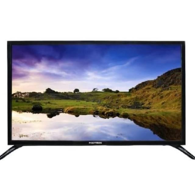 "LED TV Polytron 24"" PLD-24D1850 | 24 inch in PLD24D1850"