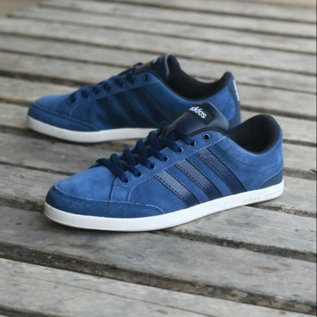 adidas neo caflaire blue 98bce9