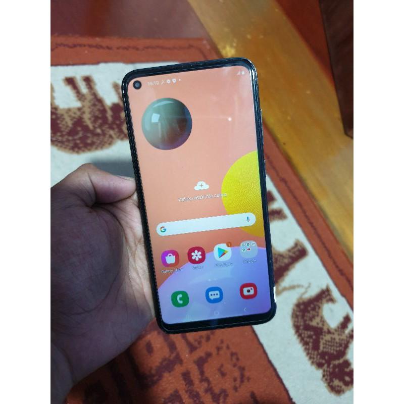 Handphone Hp Samsung Galaxy A11 Ram 3gb Internal 32gb Second Seken Bekas Murah
