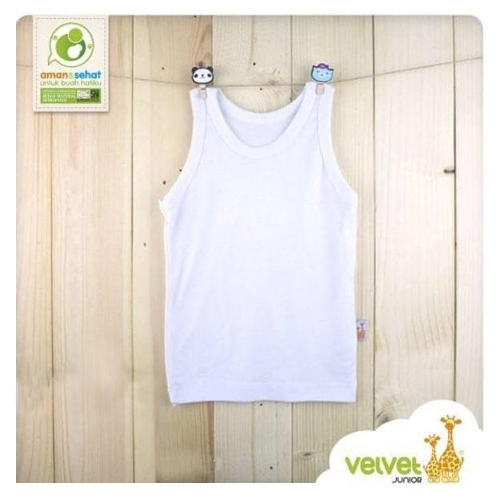 Singlet Velvet Junior Polos - 017.664