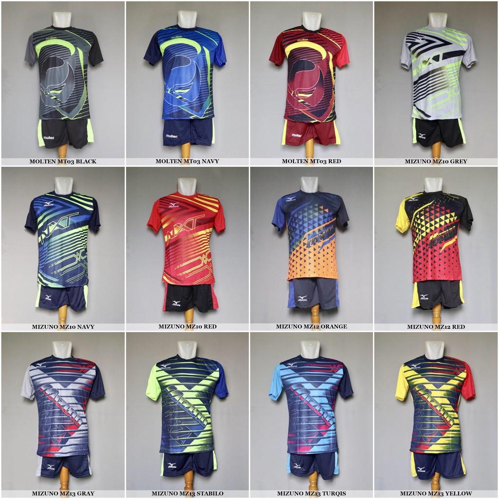 Baju Kaos Olahraga Jersey Bola Setelan Futsal Promo Murah Model Terbaru  744177ae30
