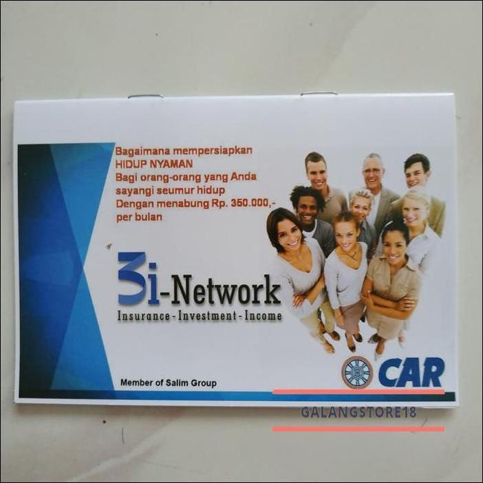 Buku Saku 3I-Networks