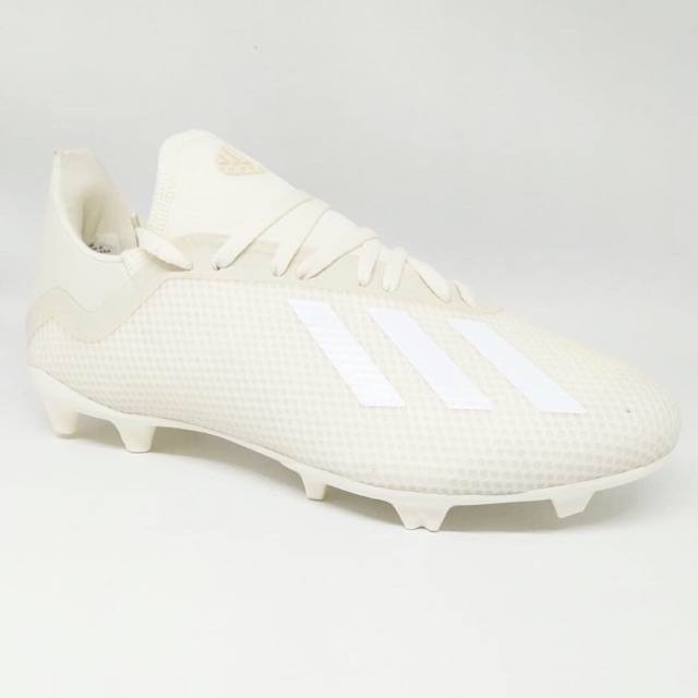Kicosport Sepatu Bola Adidas X 18 3 Fg White Original New 2020