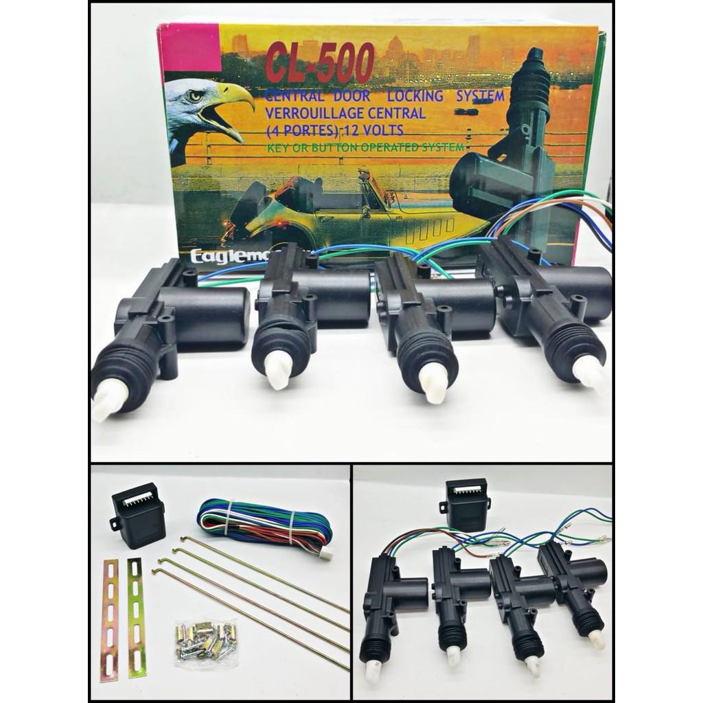 Kunci Stir Mobil Ch830 Abu Model T Pengaman Safety Lock Oklock P1 Armored Shopee Indonesia