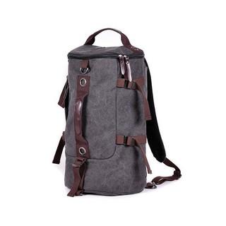 Tas Backpack Pria Model Vintage, Bahan Kanvas, untuk Outdoor | Shopee Indonesia