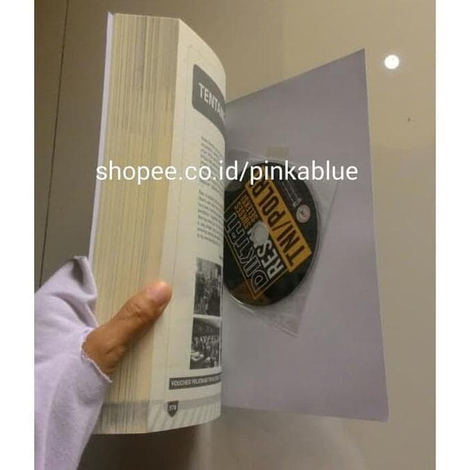 Hot Sale Buku Seleksi Tni Polri Tes Masuk Polisi Akmil Tentara Lengkap