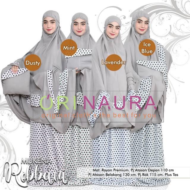 Mukena Rabbani By Naura Shopee Indonesia