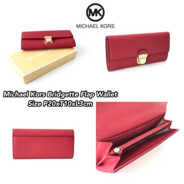 c2386a3d03e3 Marc Jacobs Flap Mini Wallet | Shopee Indonesia