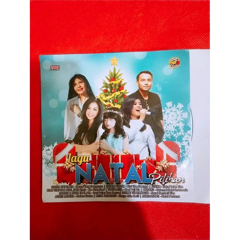 Promo Kaset Mp3 Audio Musik Lagu Natal Lagu Rohani Lagu Christmas