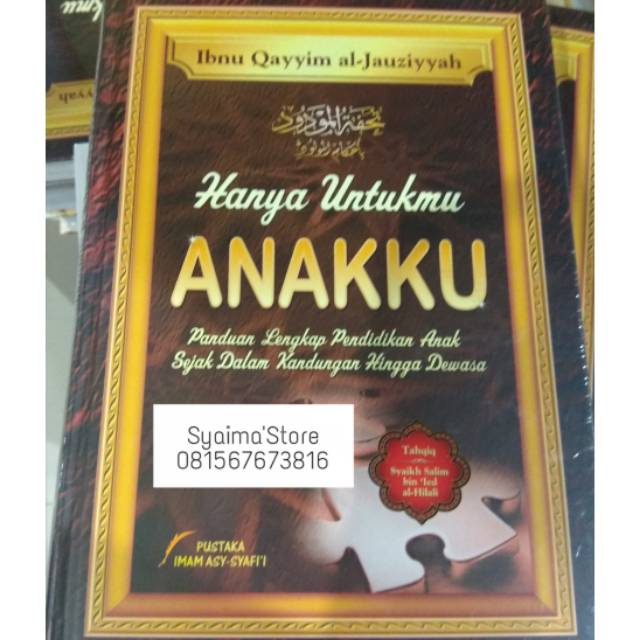 Terjemahan Tuhfatul Maudud Original Hanya Untukmu Anakku Shopee Indonesia