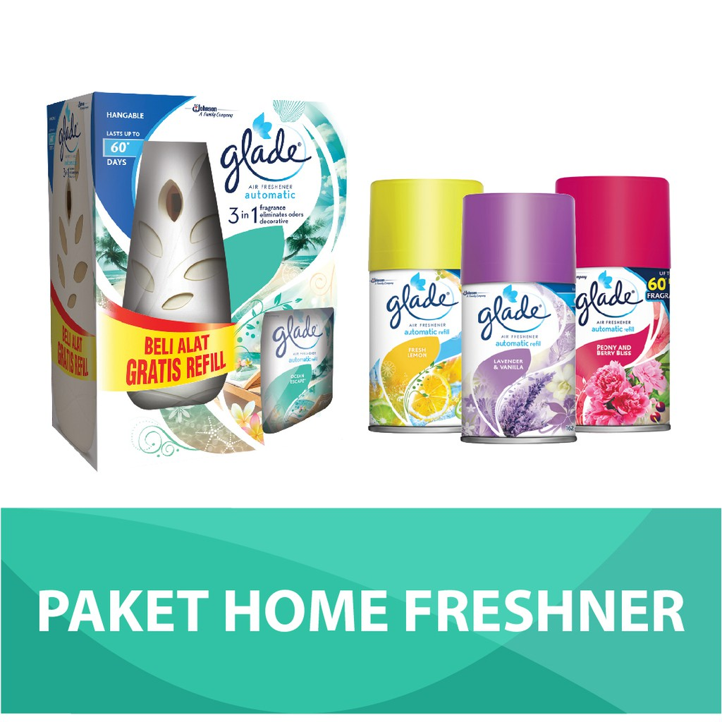 Double Pack Bayfresh Everywhere Apple 70gr X 2pcs Shopee Indonesia Paket 6 Pcs Glade One For All Orange Peach Refill