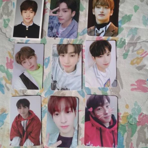 Ls49எ The Boyz Sangyeon Photocard À®†serbuu Shopee Indonesia