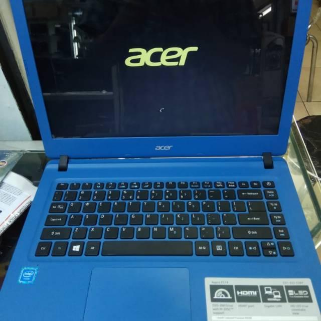 Laptop acer model baru
