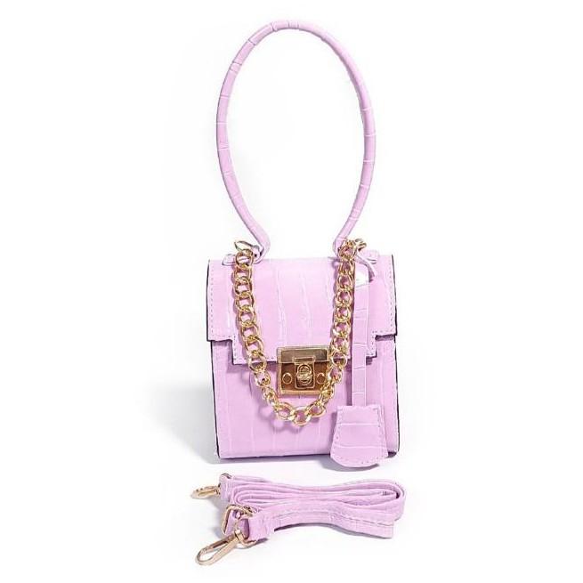 Miko Bag (Lilac)