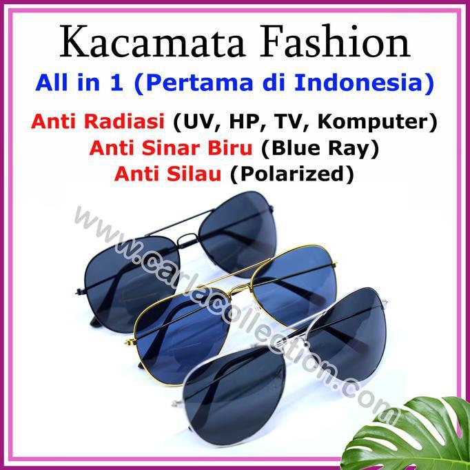 sunglasses anti uv - Temukan Harga dan Penawaran Kacamata Online Terbaik -  Aksesoris Fashion Desember 2018  428fdba40e