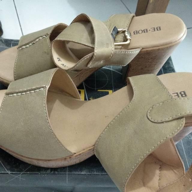 Preloved Sepatu Brand Matahari Be Bob Shopee Indonesia