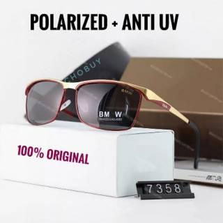 Original Kacamata Polarized l Polaroid Anti silau UV BMW 735 ... 072ab987ad