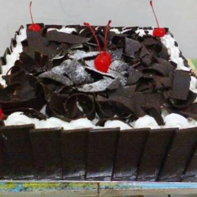 Kue Ulang Tahun Blackforest
