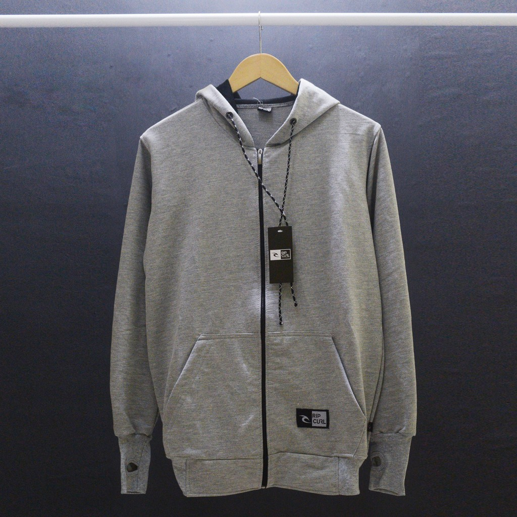 sweater ripcurl abu grey   jaket original premium  471c0c3508