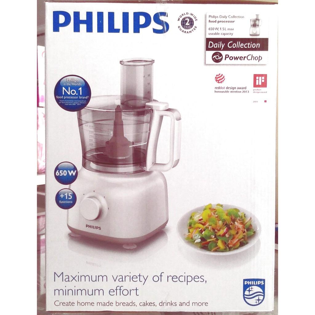 Chopper Penggiling Daging Blender Philips Hr2939 100 Ori Shopee Aksesoris Hr2939n Putih Indonesia