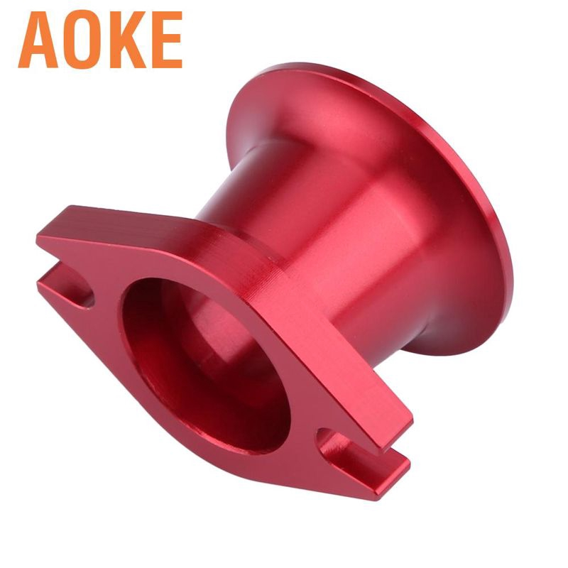 CNC Alloy Air Horn For 6Star Hobby DLE30 DLE50 DLE55 RC Airplane Engine