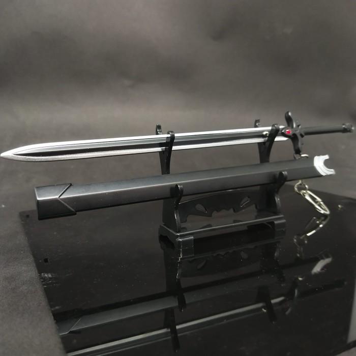 Miniatur Pedang Kirito Sao Alicization