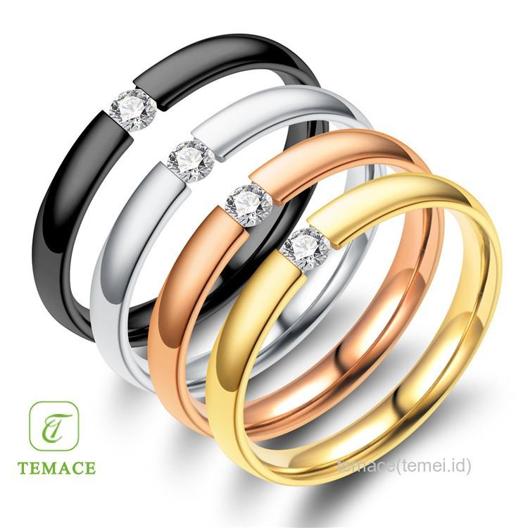Cincin baru yang populer kupu-kupu mikro-pembukaan wanita cincin cincin aksesoris cincin liar | Shopee Indonesia
