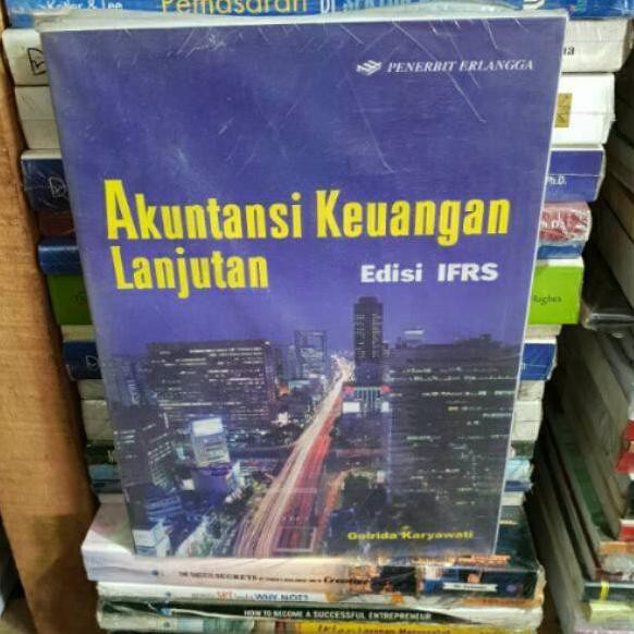 Lagi Tren Akuntansi Keuangan Lanjutan Edisi Ifrs By Golrida Karyawati Se Shopee Indonesia