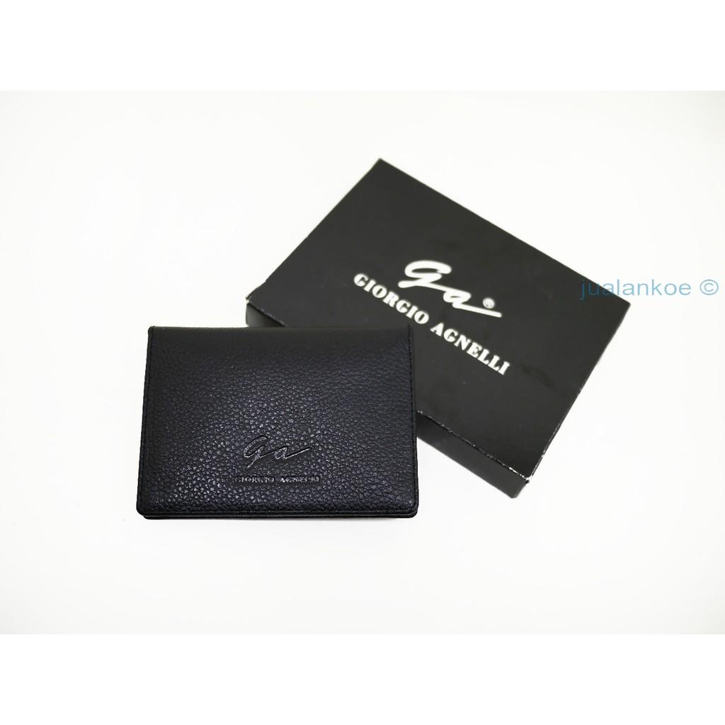 Dompet Kartu Card Holder Kulit Asli Import Branded Braun Buffel Tipis Slim Cc03 Shopee Indonesia