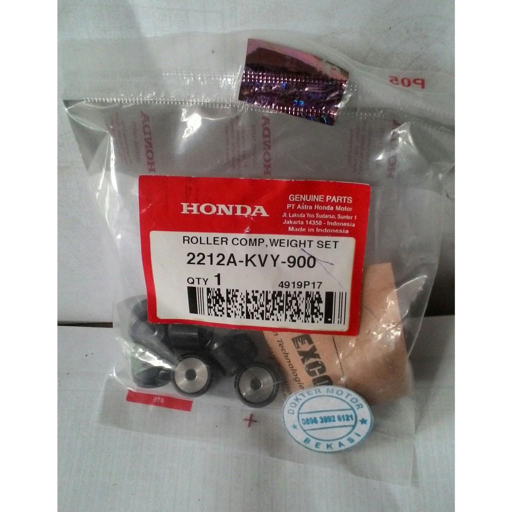 Roller Kawahara Racing 6 Gram Mio Smile Soul Fino Karburator 7 12 Nouvo J Gt Injeksi Shopee Indonesia