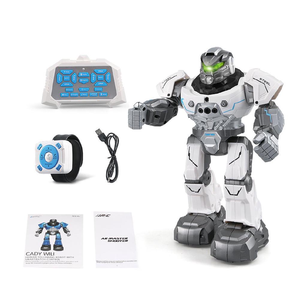 JJR/C R5 CADY WILI Intelligent RC Robot Programmable Auto Follow Music Dance