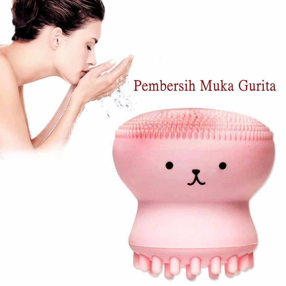 100ml Ertos Facial Treatment Erto Shopee Indonesia Original Gel Dan Sikat Pembersih Wajah