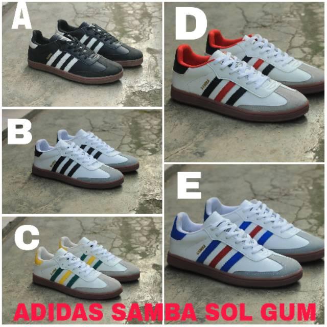 Adidas Samba Black White Sol Grade Ory  fef164a1eb