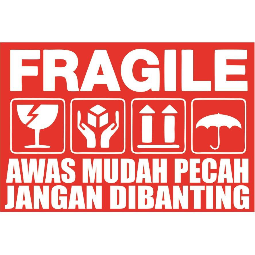 24+ Logo Fragile Jangan Dibanting