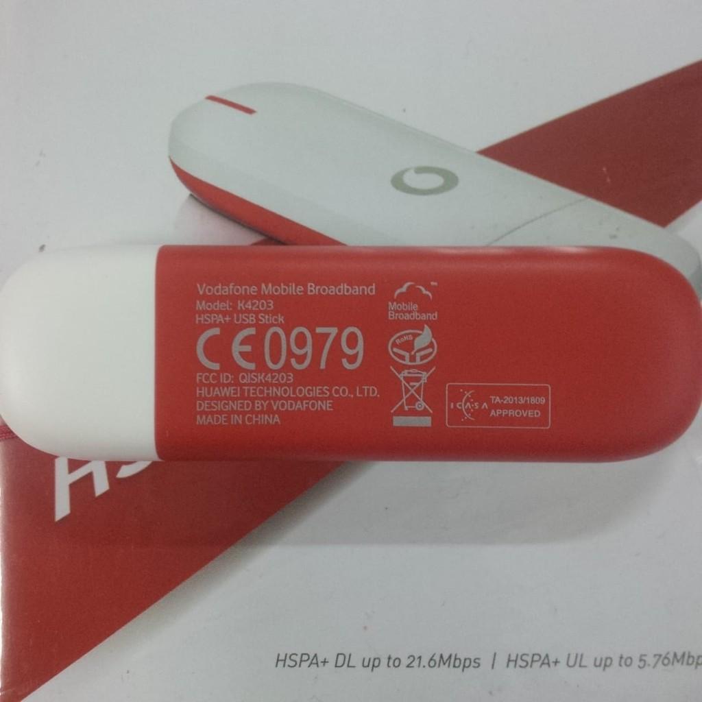 Modem Huawei K4203 Vodafone 3g Hsdpa Hsupa Hspa