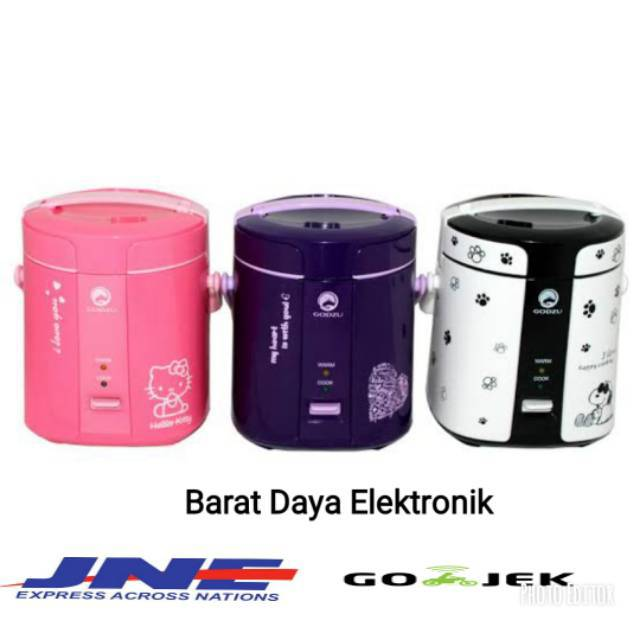 Godzu Mini Travel RC 1.2 Liter