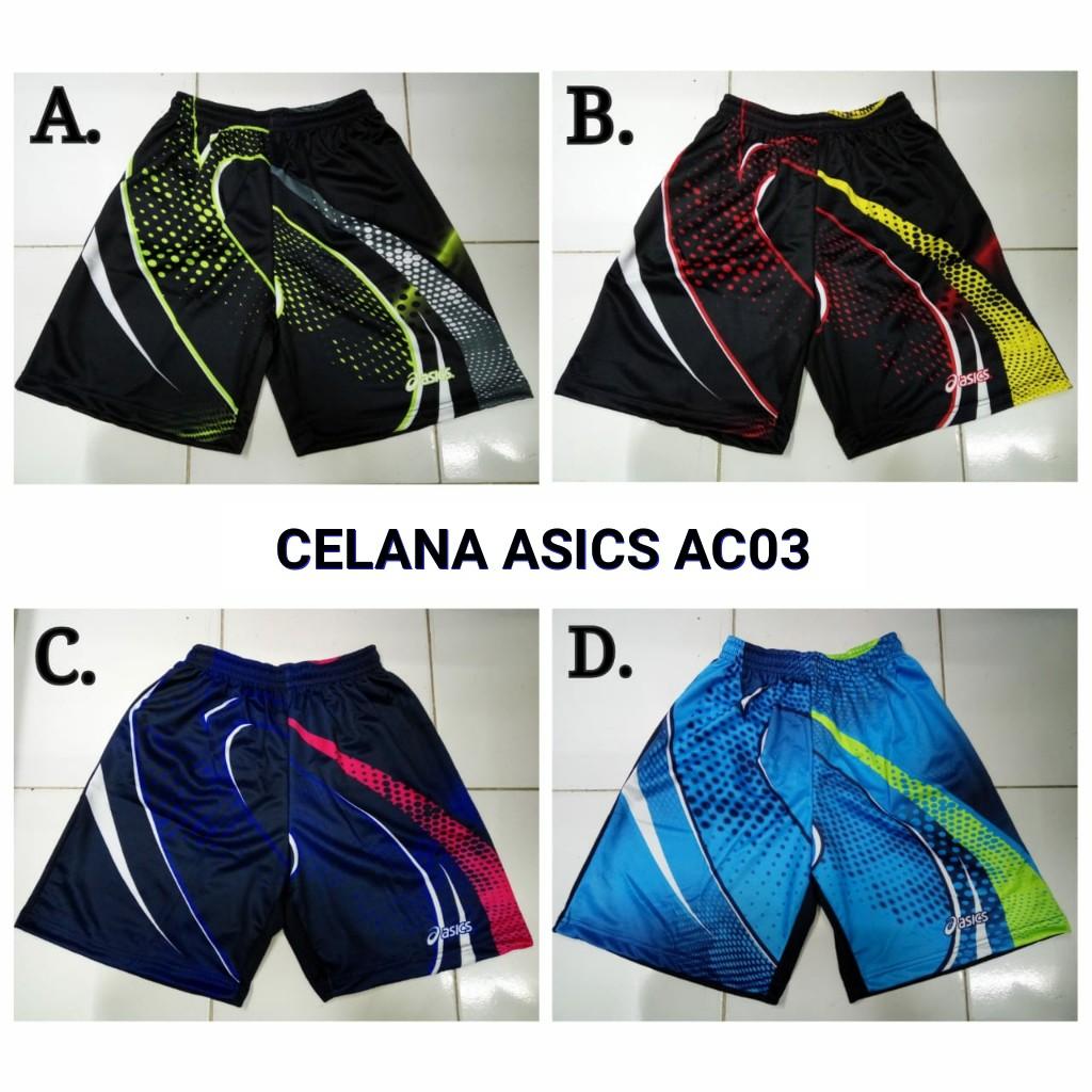 Celana olahraga voli   volley Asics AC03  b0a203c0a6