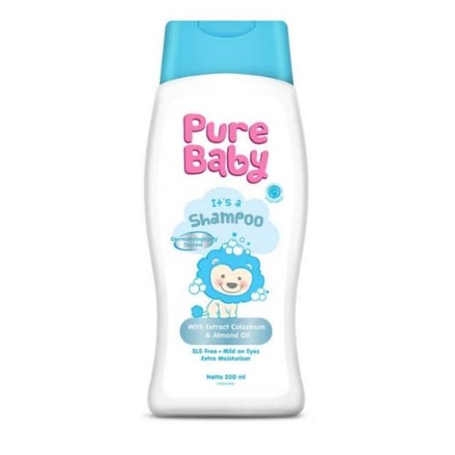 PURE BABY Shampoo 200 ml by My baby