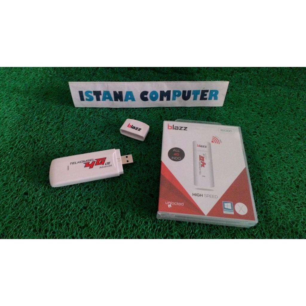 Modem Usb 4gb Blazz Rx300 Shopee Indonesia 4g Lte Unlock All Operator