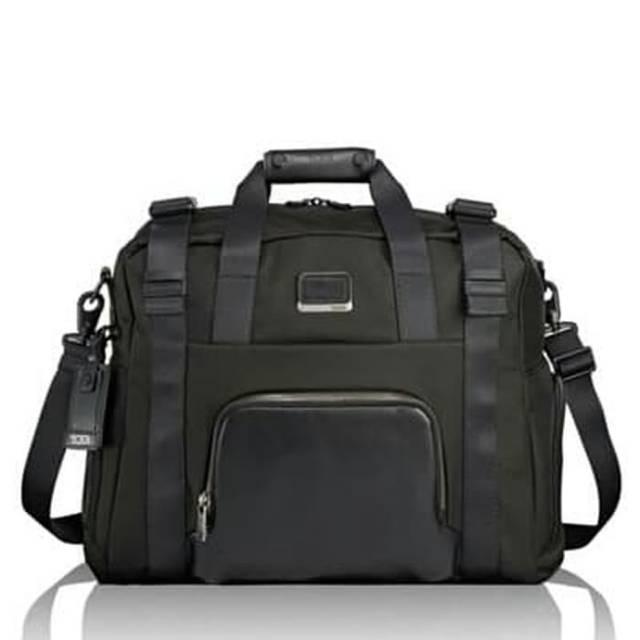 tas tumi buckley duffel /travel bag /gym bag