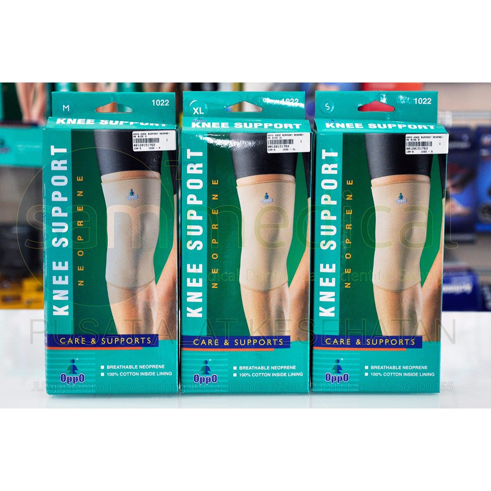 Promo Termurah Deker Lutut Pelindung Radang Sendi Knee Support Dengan Magnet Oppo 1021 Usa Shopee Indonesia