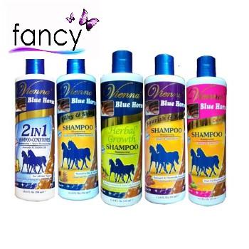 Vienna Shampo Kuda 350 ML Herbal Growth / Nourish  /Silky / Hair Fall / 2in1-1