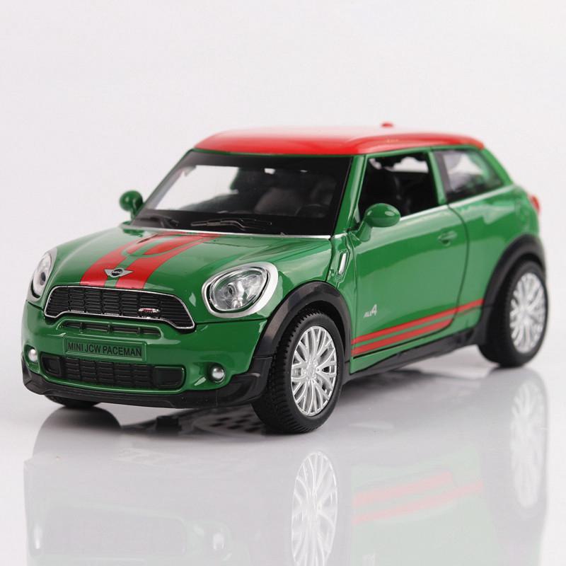Bmw Mini Cooper >> Mobil Baja 1 32 Diecast Dengan Suara Bmw Mini Cooper S Mobilan Diecast Kado Anak Laki